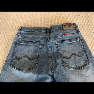 🔵Wrangler Slim Straight Flex Jeans Men's 30x30